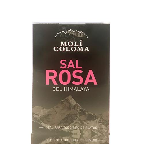 Sal Rosa de L´Himàlaia (250 g) Molí de Pomerí