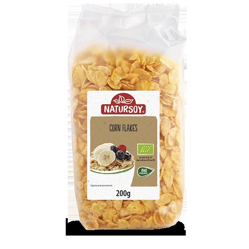 Corn Flakes (200g) Natursoy