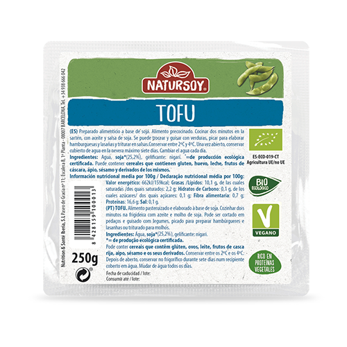 Tofu (250 g) Natursoy