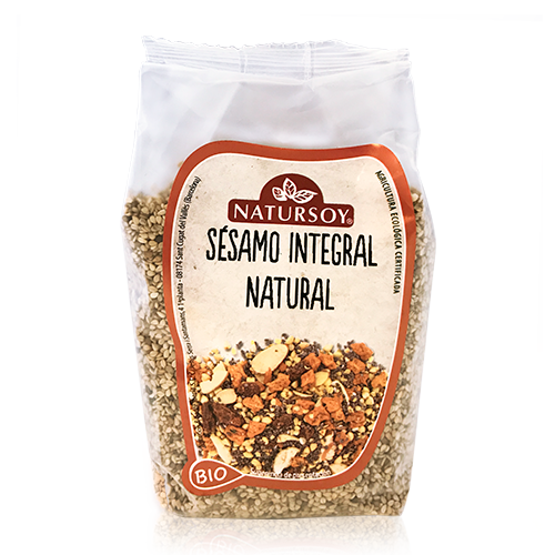 Sèsam Integral natural (250 g) Natursoy