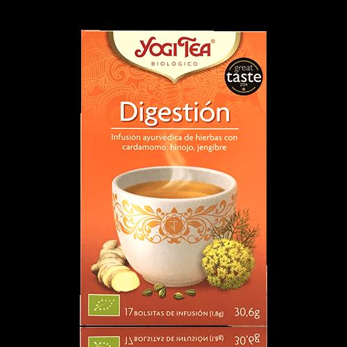 Infusió Digestió Yogi Tea