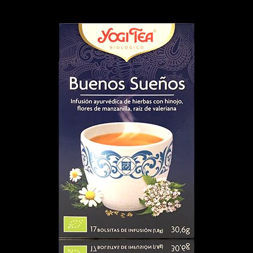 Infusió per Abans de Dormir Yogi Tea
