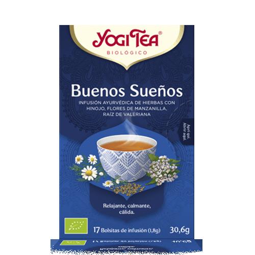 Infusió Bons Somnis Yogi Tea