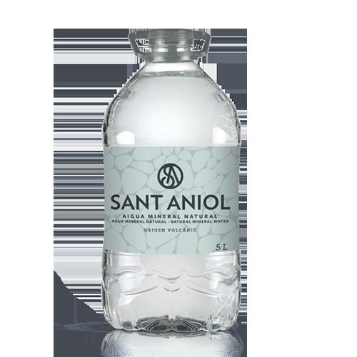 Aigua Garrafa (5 l) Sant Aniol