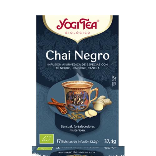 Infusión Chai Negro Yogi Tea