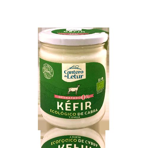 Kèfir de Cabra Desnatat Bio (420 g) Cantero de Letur