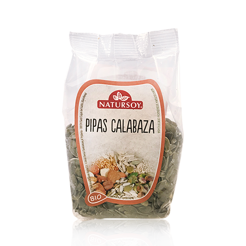 Pipes de Carbassa (250 g) Natursoy