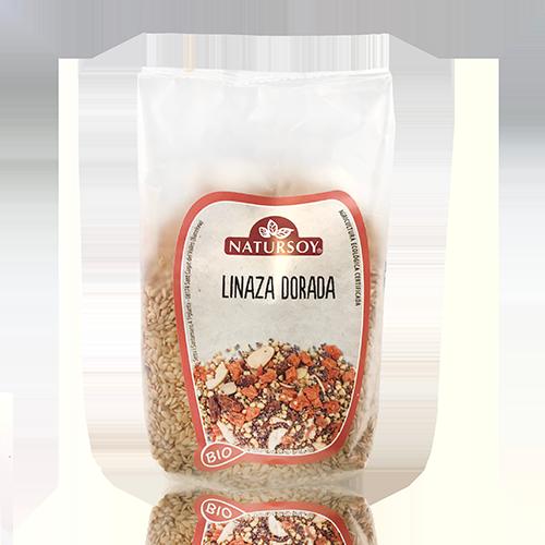 Linaza Dorada (250 g) Natursoy