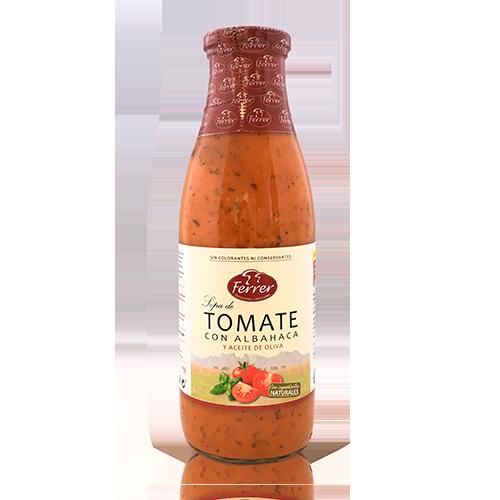 Sopa de Tomate (720ml) Ferrer
