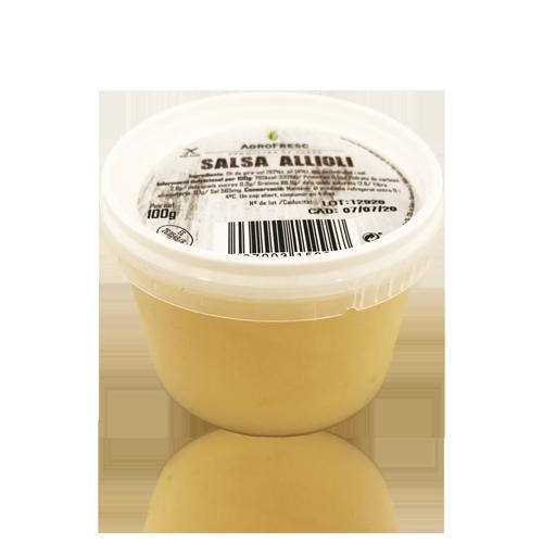 Salsa Fresca Allioli (100 g) Agrofresc