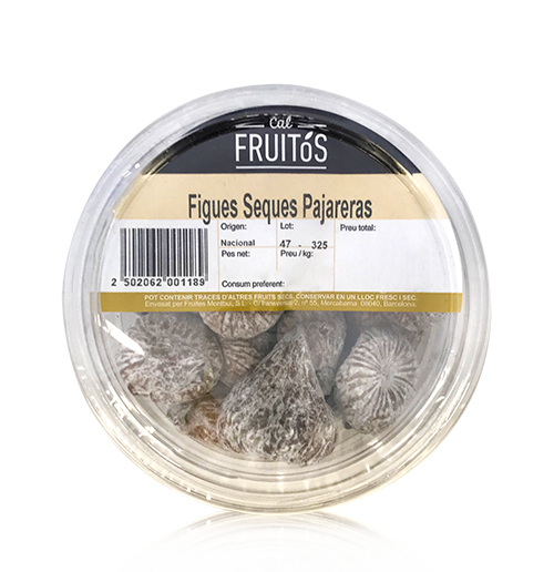 Figues Seques Pajareras (200 g)