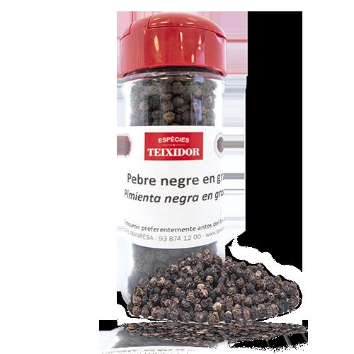 Pimienta Negra en Grano Teixidor