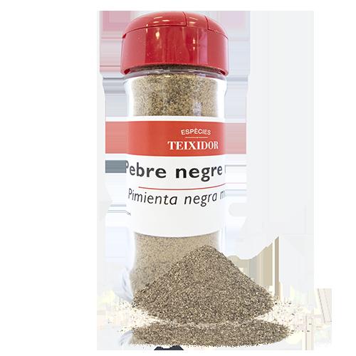 Pimienta Negra Molida Teixidor