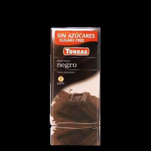 Xocolata Negra (75 g) Torras