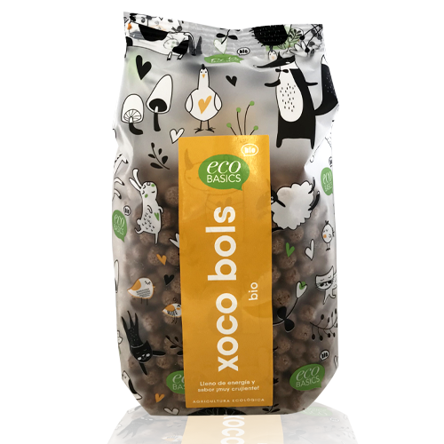 Bolas de Chocolate (345g) Ecobasics