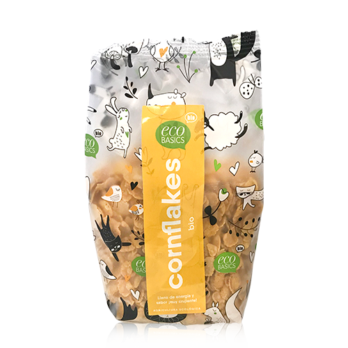 Corn Flakes (200g) Ecobasics