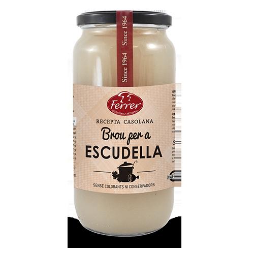 Brou per Escudella (970 ml) Ferrer