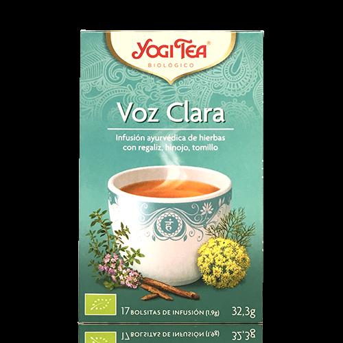 Infusió Veu Clara Yogi Tea