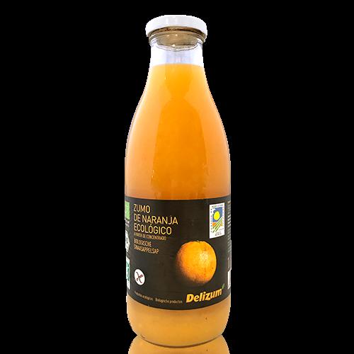 Suc de Taronja Bio (1 l) Delizum