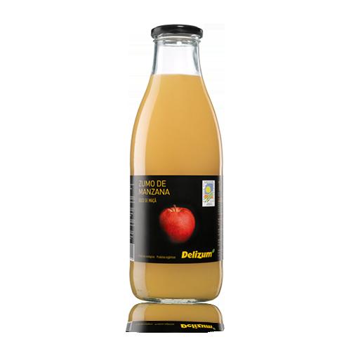 Suc de Poma Bio (1 l) Delizum