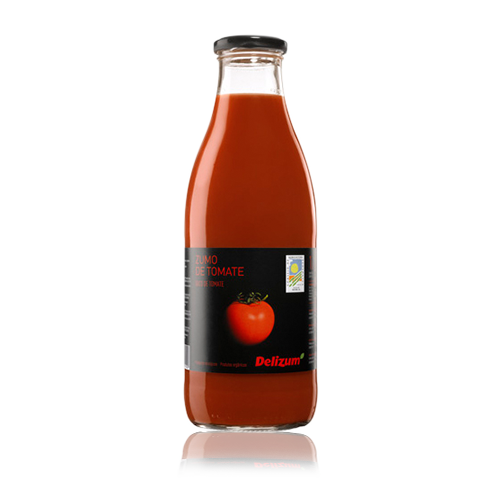 Suc de Tomàquet Bio (1 l) Delizum