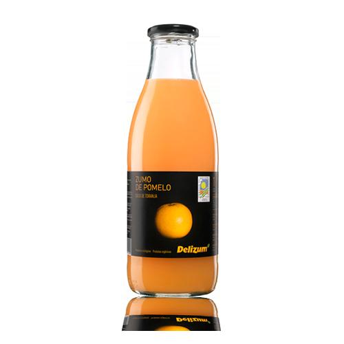 Suc d'Aranja Bio (1 l) Delizum