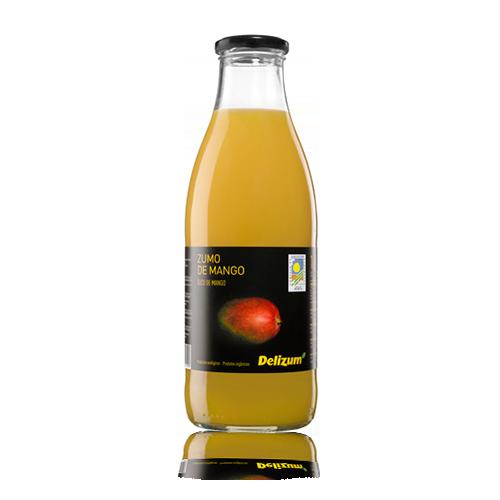 Suc de Mango Bio (1 l) Delizum