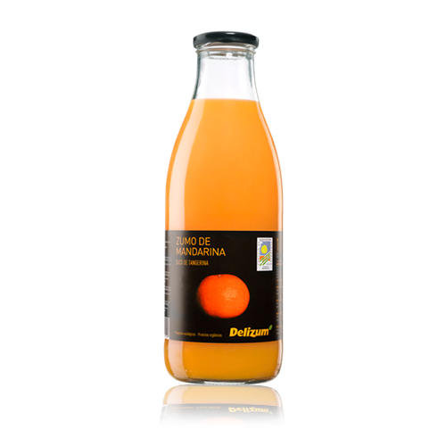 Suc de Mandarina Bio (1 l) Delizum