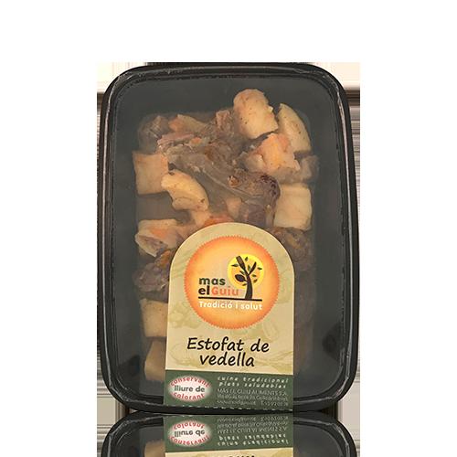 Estofat de Vedella (250 g) Mas el Guiu