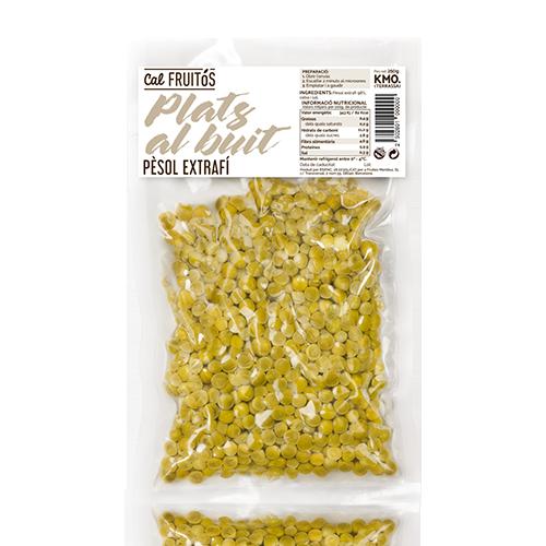 Pèsol Cuit (250 g) Cal Fruitós