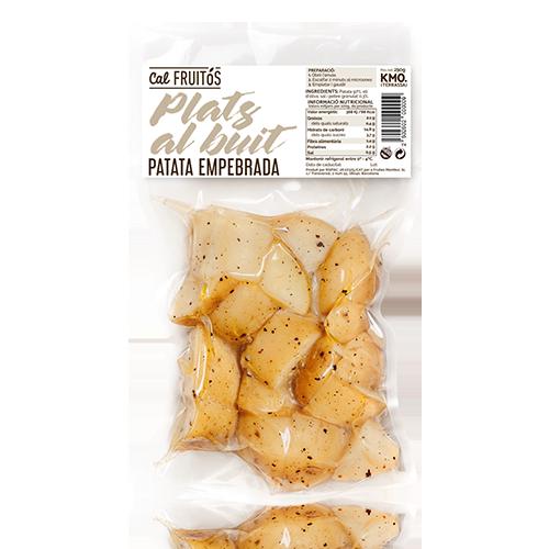 Patata Empebrada (250 g) Cal Fruitós