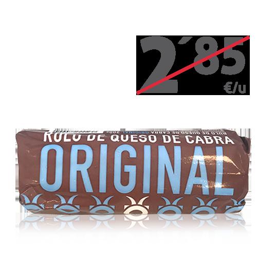 Formatge Cabra Rulo (200 g)
