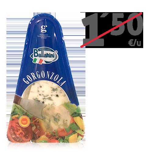 Formatge Gorgonzola (100 g) Ballarini