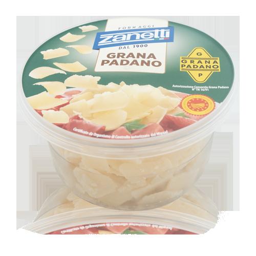 Escates Formatge Grana Padano Dop Terrina (100 g) Zanetti