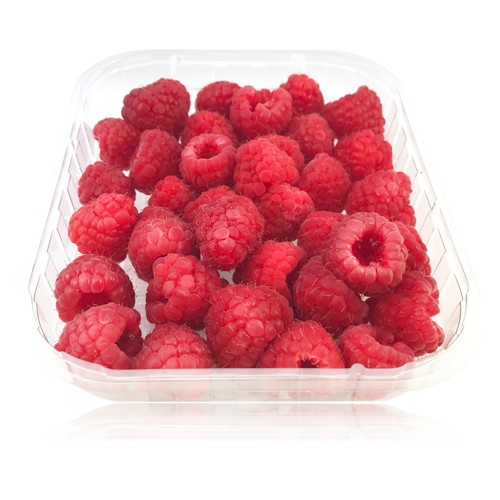 Frambuesas (125 g)
