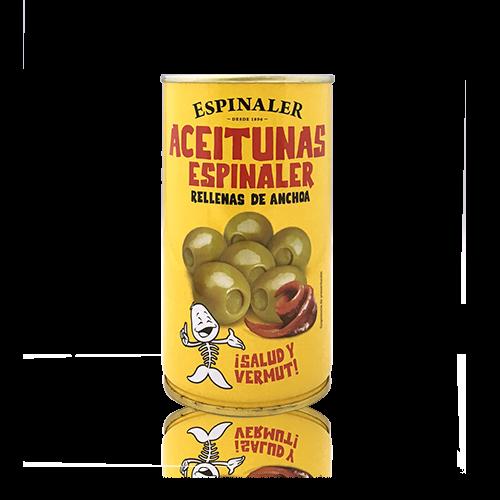 Llauna d´olives Espinaler (350 g)
