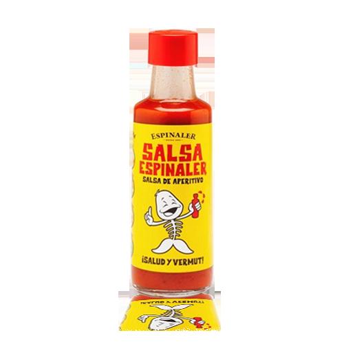 Salsa d'aperitiu (92 ml) Espinaler