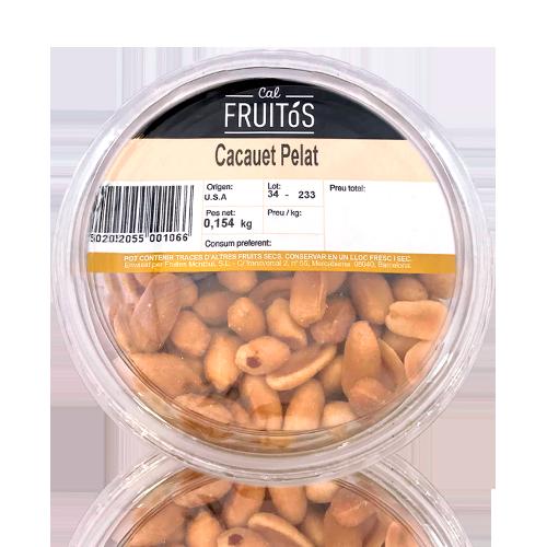 Cacahuetes Pelados (160 g)