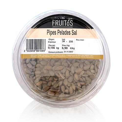 Pipas Peladas (150 g)