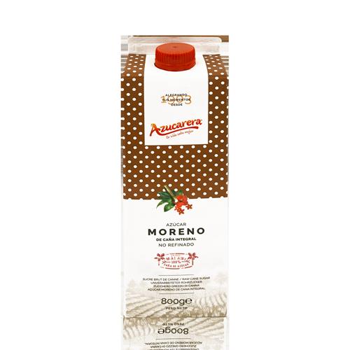 Azúcar Moreno de caña (800 g) Azucarera