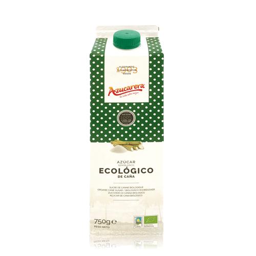 Azúcar de caña Ecológico (750 g) Azucarera