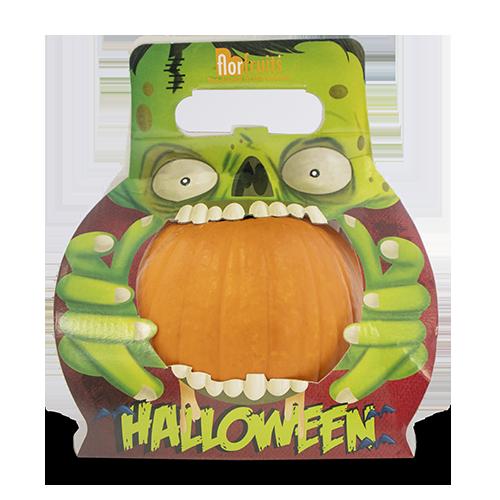 Calabaza de decoración Halloween