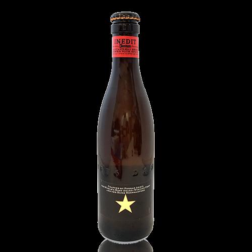 Cervesa Inedit (33 cl) Estrella Damm