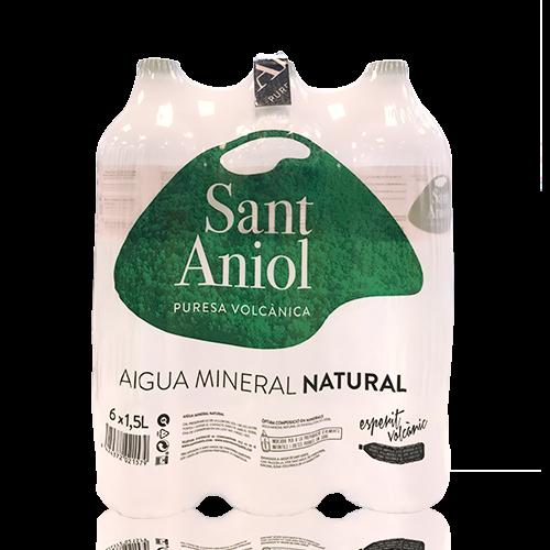 Agua Pack 6 Botellas (1,5l)