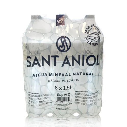 Agua Sant Aniol Pack 6 Botellas (1,5l)