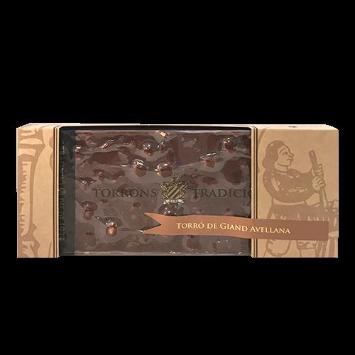 Torró Xocolata Avellana Sosa Tradició (300 g)