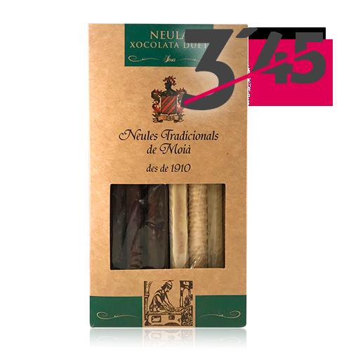 Neules Xoco Duet Sosa Tradició 20u (200 g)