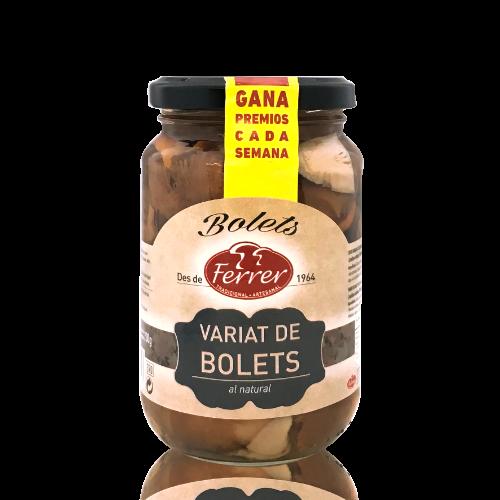Bolets Variats (200 g) Ferrer