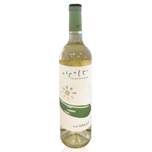Vi Espelt Vailet Blanc 2018