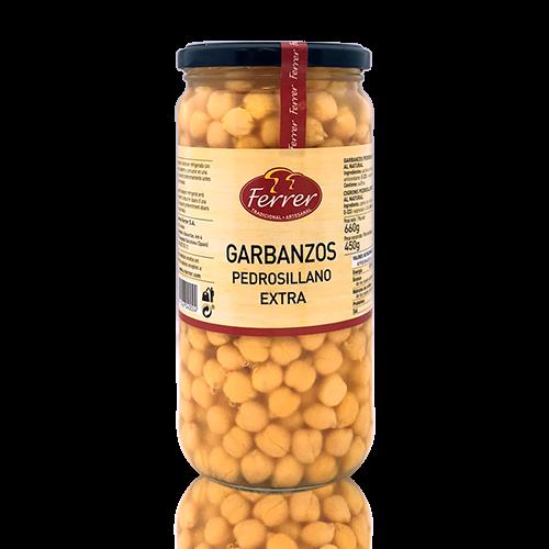 Cigrons Pedrosillano Extra (660 g) Ferrer